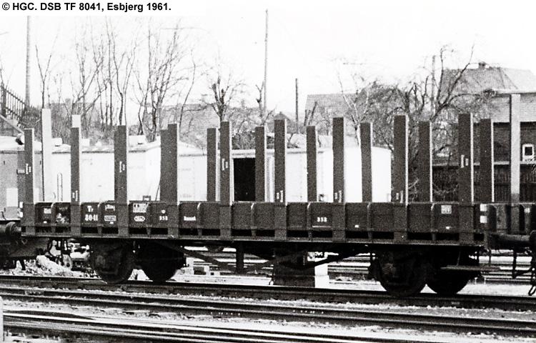 DSB TF 8041