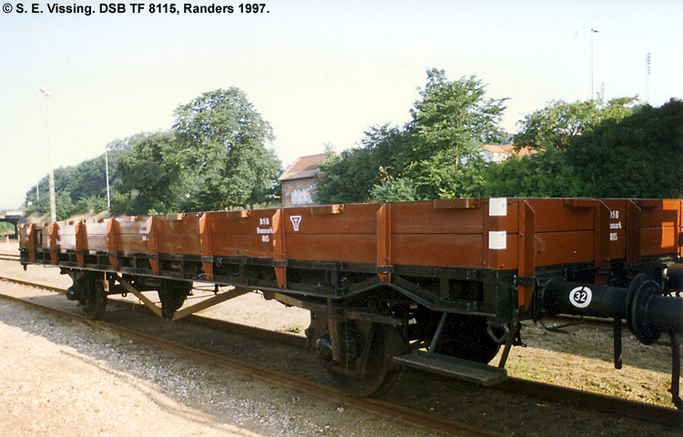 DSB TF 8115