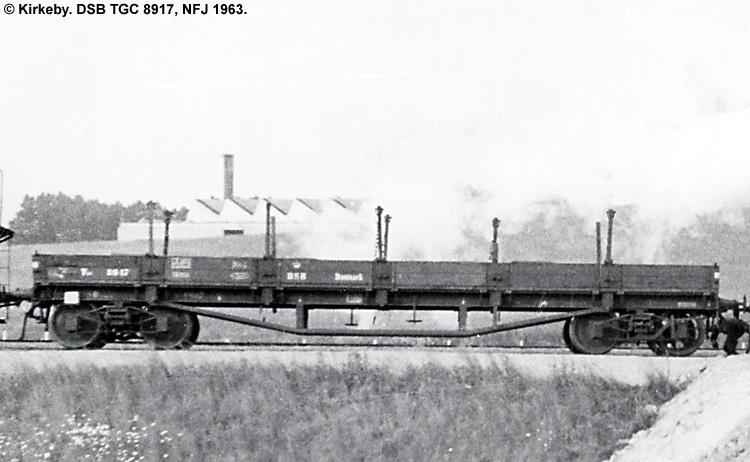 DSB TGC 8917