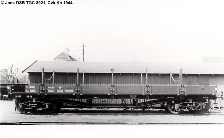 DSB TGC 8921