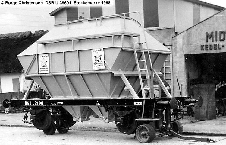 DSB U 39601