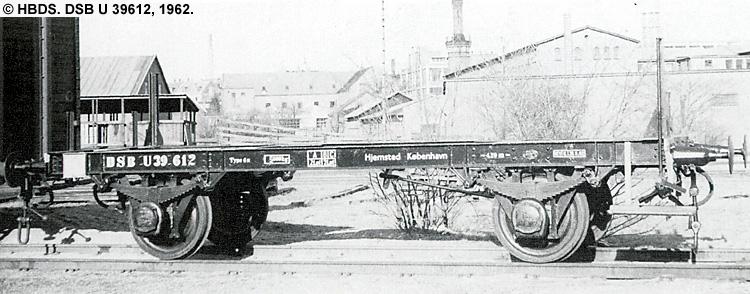 DSB U 39612