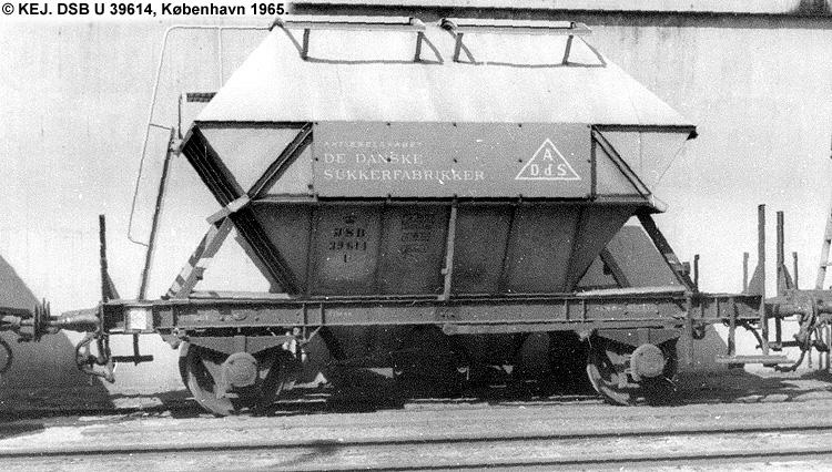 DSB U 39614