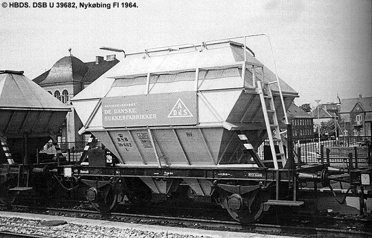 DSB U 39682