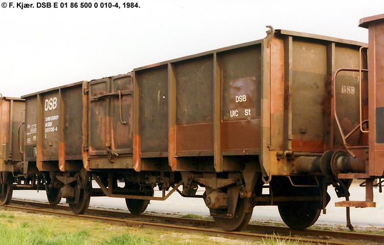 DSB E 5000010