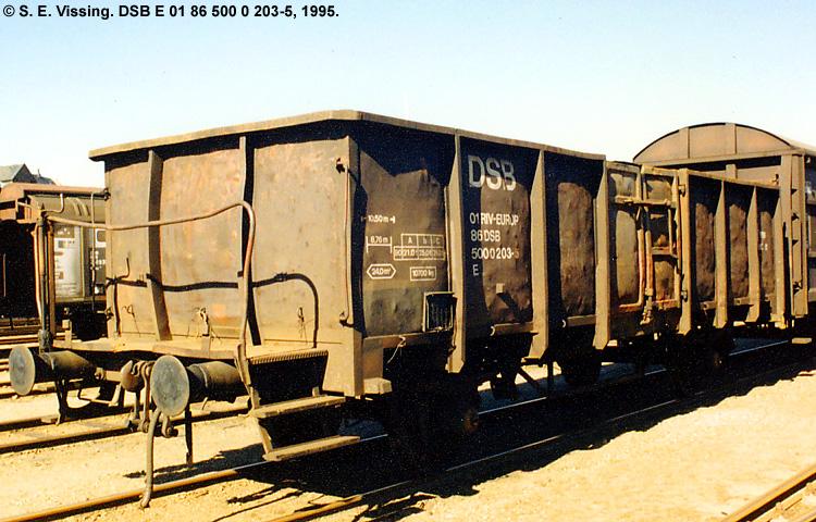 DSB E 5000203