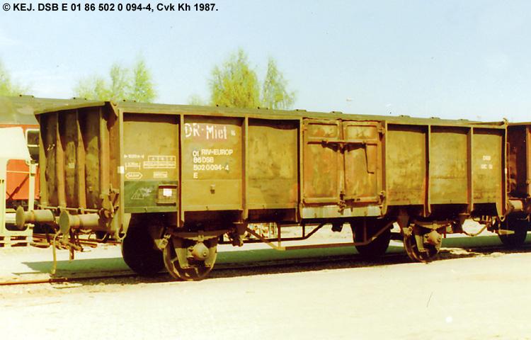 DSB E 5020094