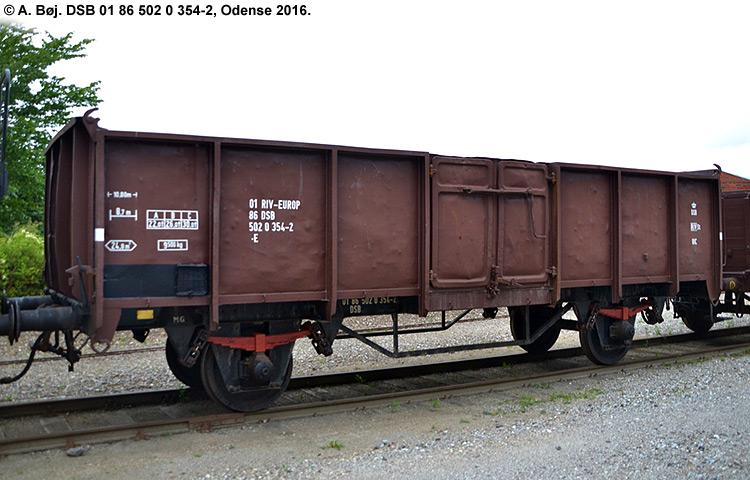 DSB E 5020354