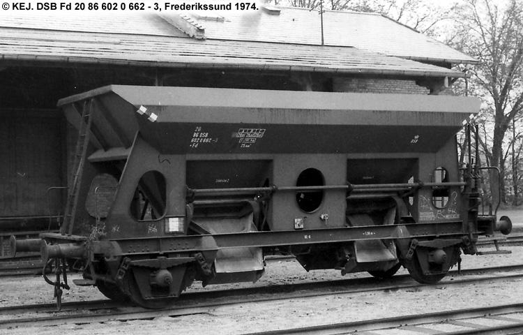 DSB Fd 6020662