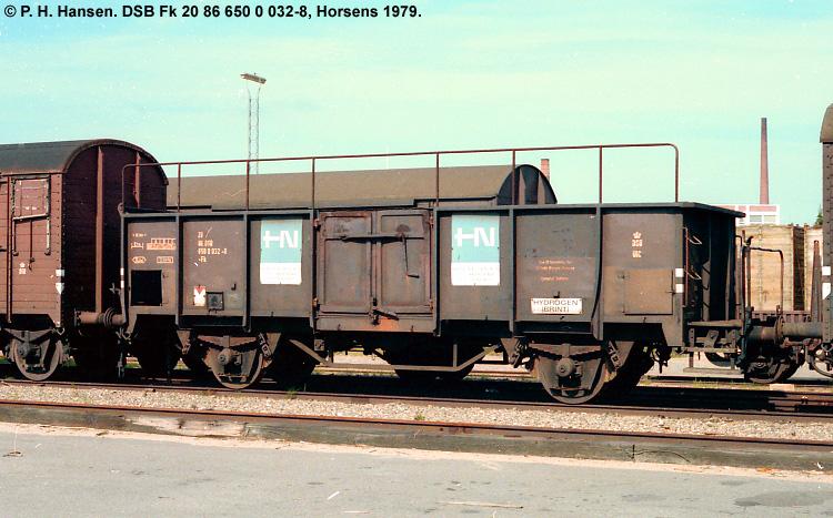DSB Fk 6500032