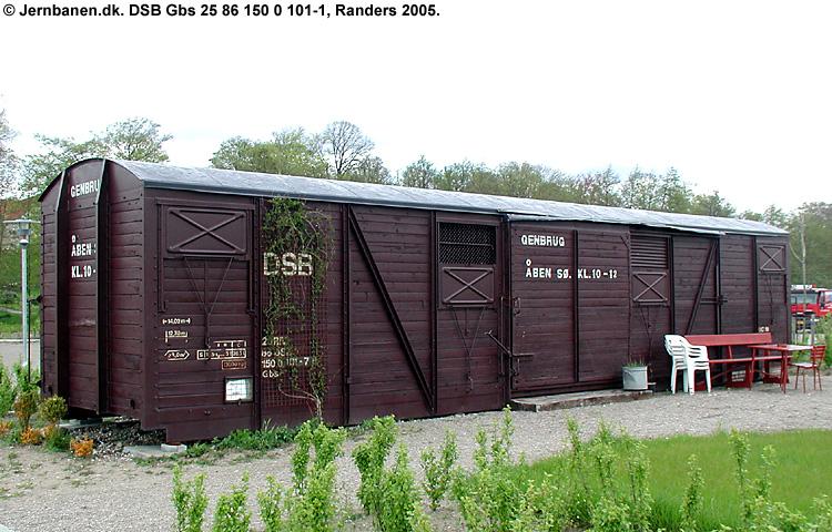 DSB Gbs 1500101