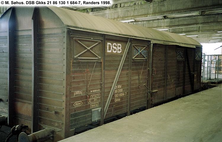 DSB Gkks 1301684