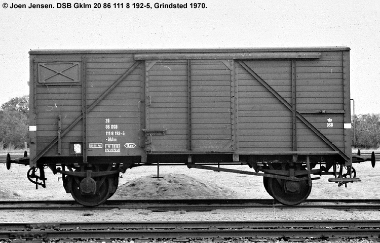 DSB Gklm 1118192