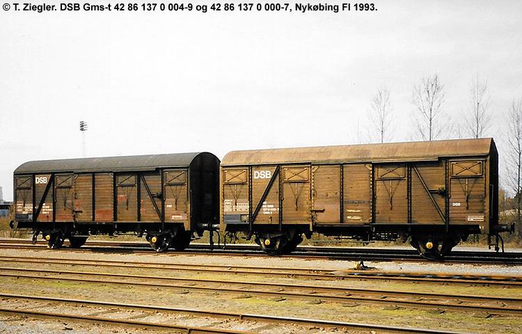 DSB Gms-t 1370004