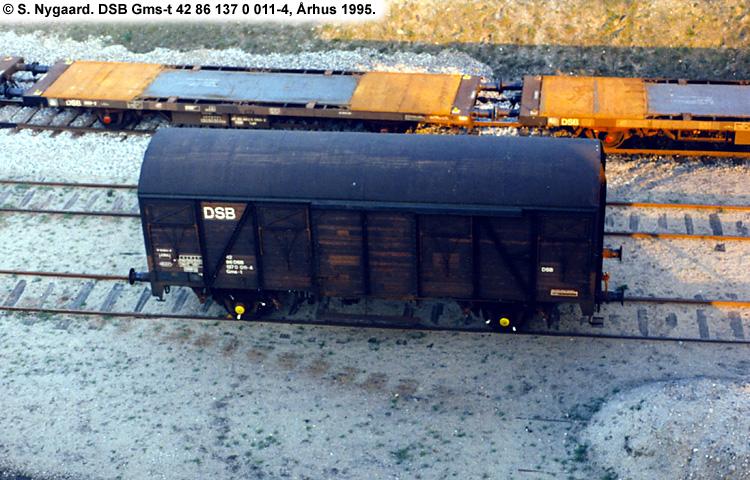 DSB Gms-t 1370011