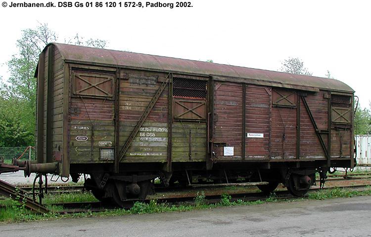 DSB Gs 1201572