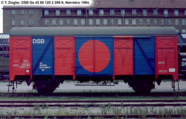 DSB Gs 1202299