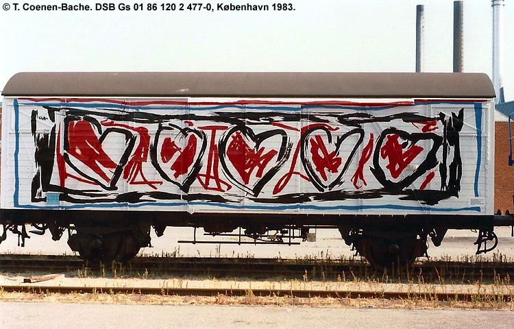 DSB Gs 1202477