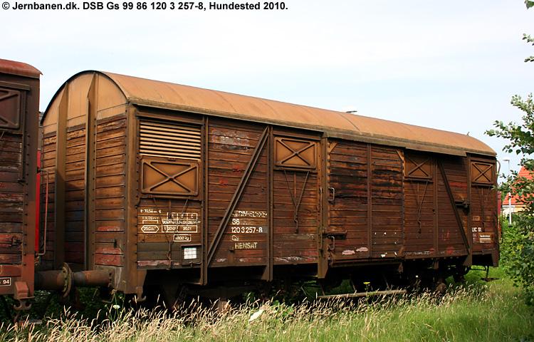 DSB Gs 1203257