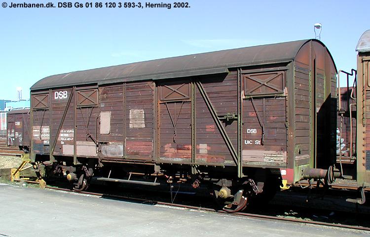 DSB Gs 1203593