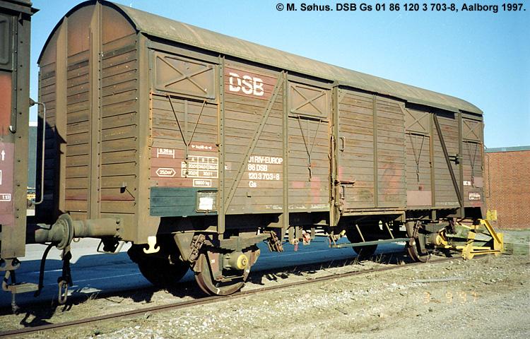 DSB Gs 1203703