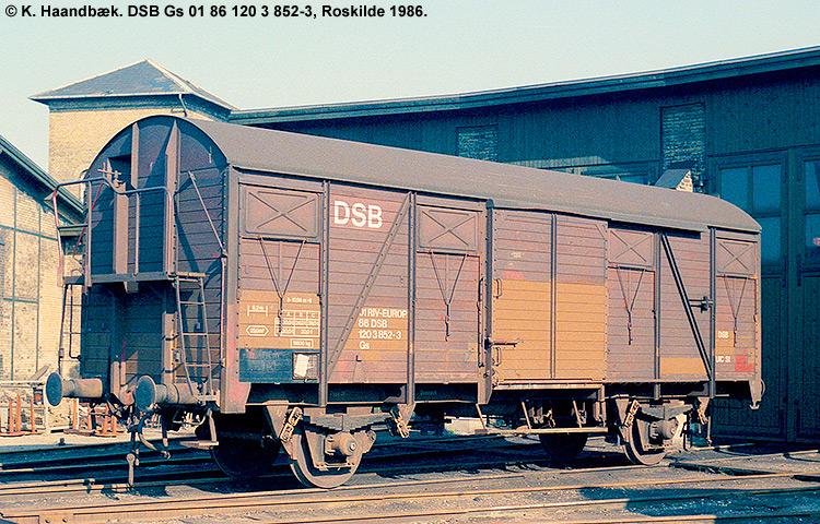 DSB Gs 1203852