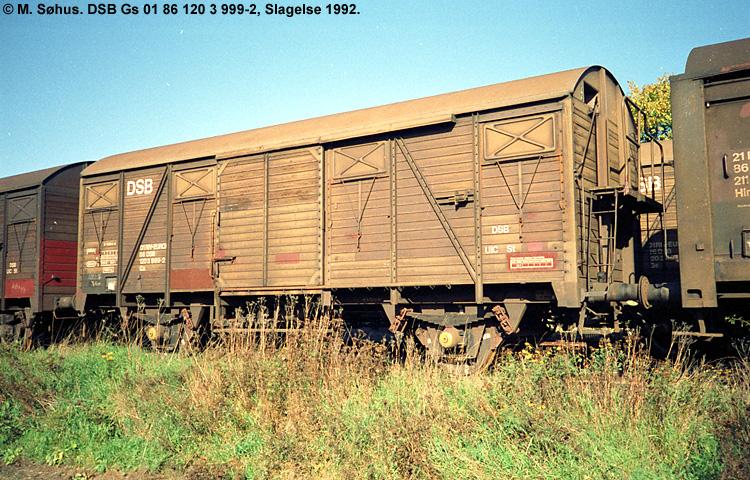 DSB Gs 1203999