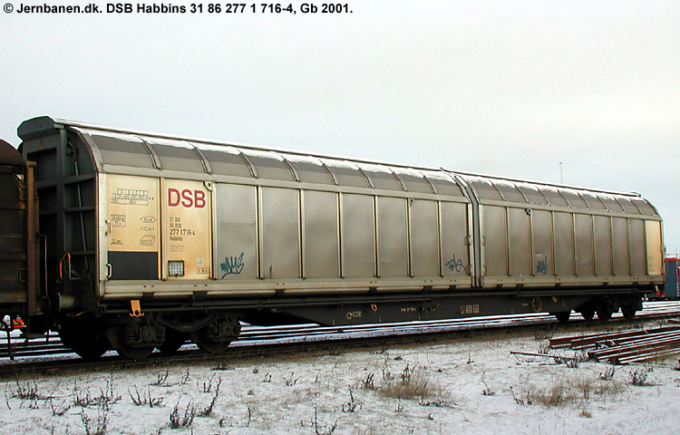 DSB Habbins 2771716