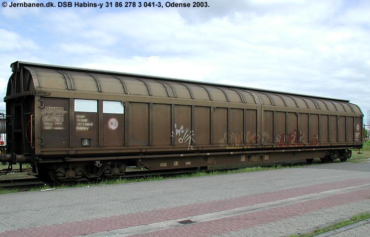 DSB Habins-y 2783041