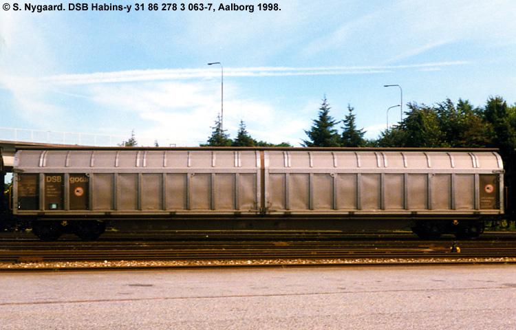 DSB Habins-y 2783063
