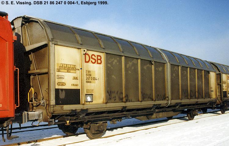 DSB Hbbins 2470004