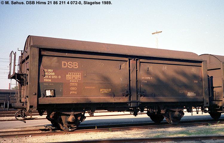 DSB Hims 2114072