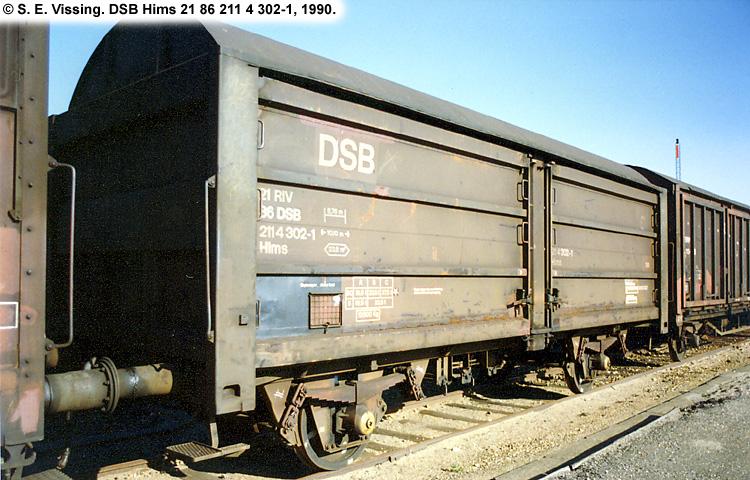 DSB Hims 2114302
