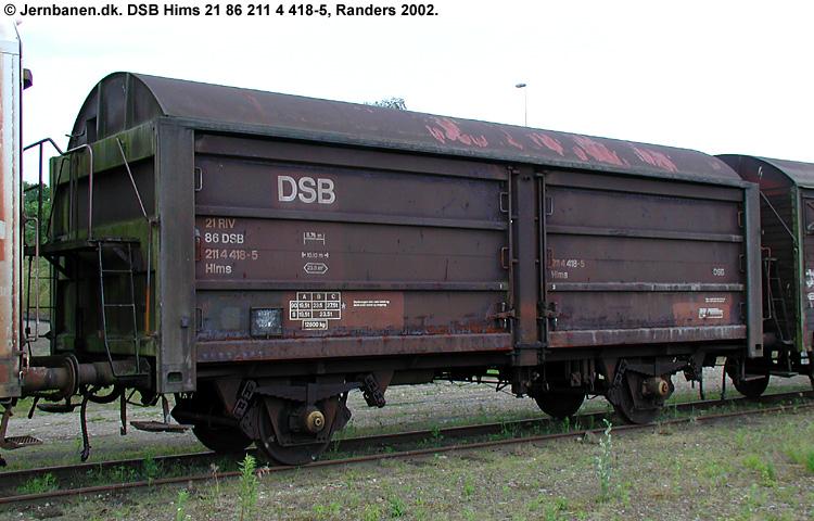 DSB Hims 2114418