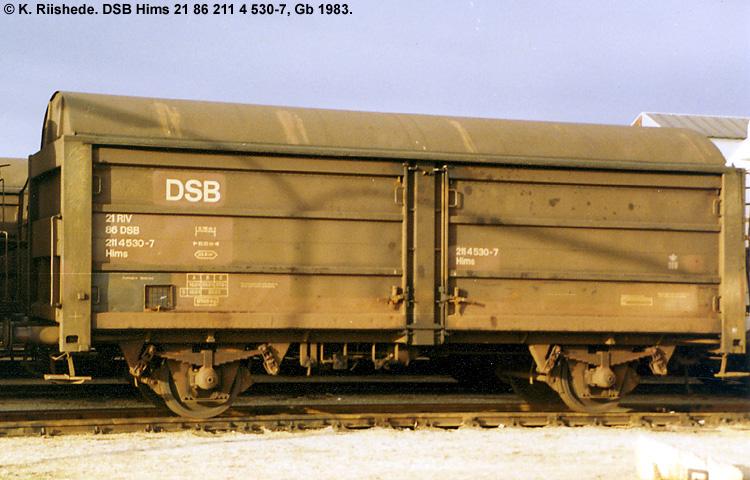 DSB Hims 2114530