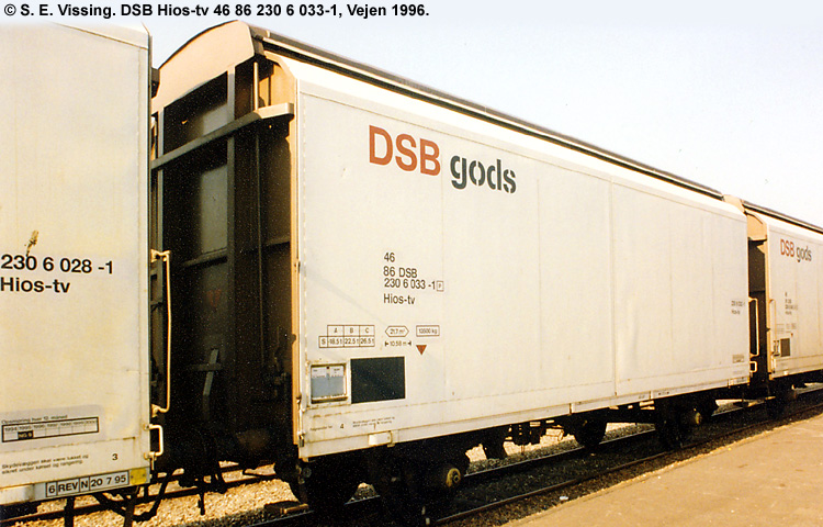 DSB Hios-tv 2306033