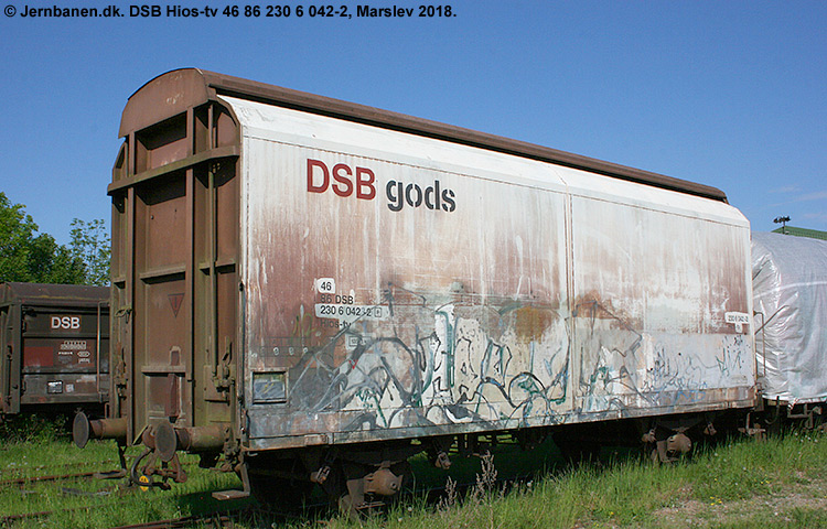 DSB Hios-tv 2306042