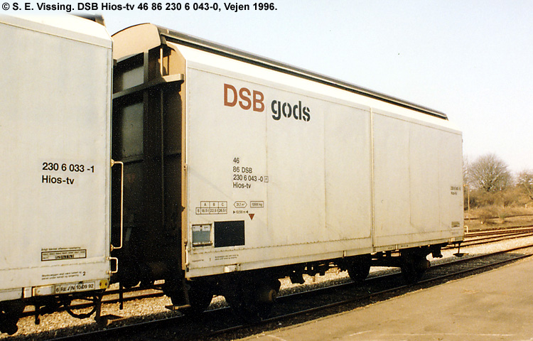 DSB Hios-tv 2306043