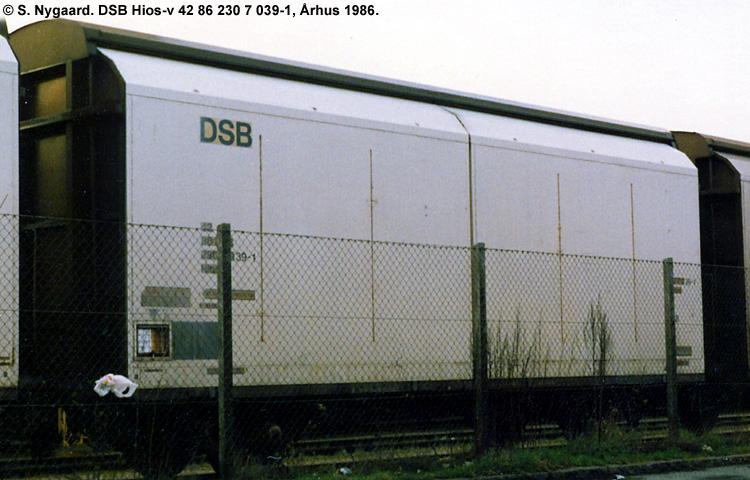 DSB Hios-v 2307039