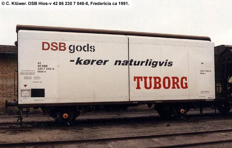 DSB Hios-v 2307045