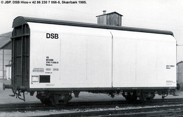 DSB Hios-v 2307056
