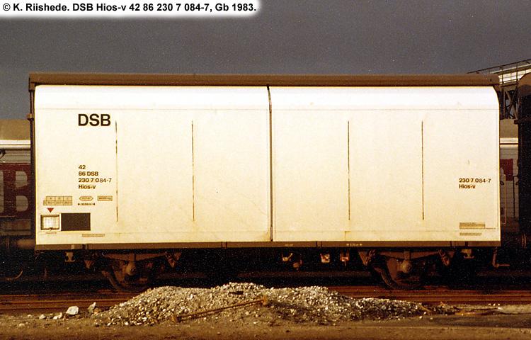 DSB Hios-v 2307084