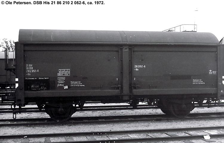 DSB His 2102052