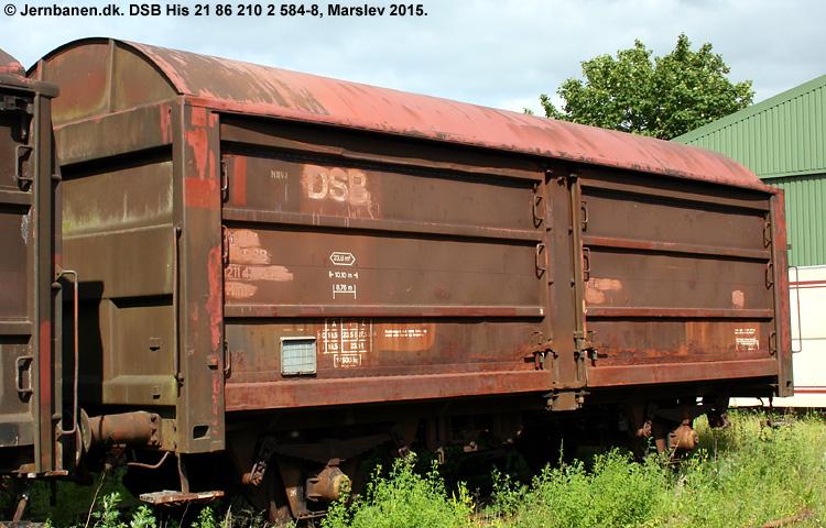 DSB His 2114584