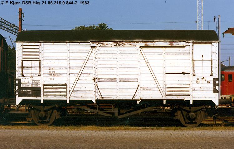 DSB Hks 2150844
