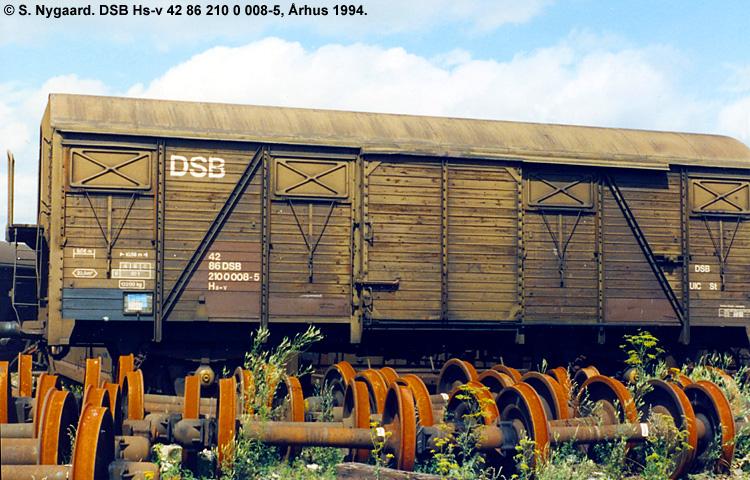 DSB Hs-v 2100008