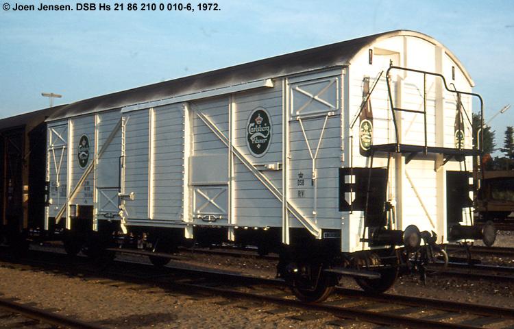 DSB Hs 2100010