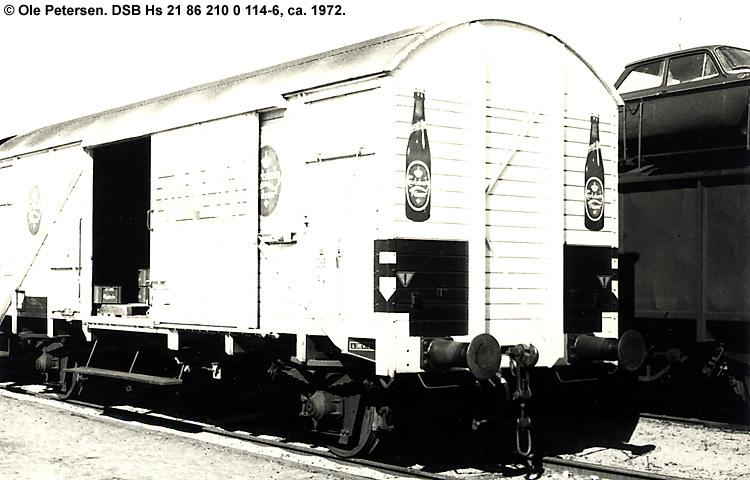 DSB Hs 2100114
