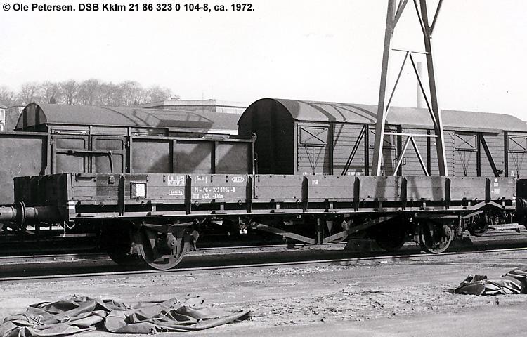 DSB Kklm 3230104
