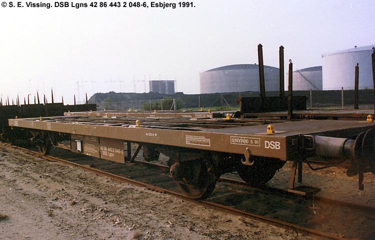 DSB Lgns 4432048